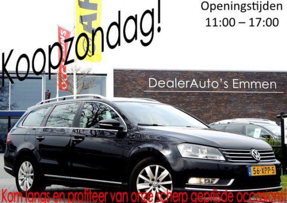 Hoofdafbeelding Volkswagen Passat Variant 1.6 TDI ECC LM VELGEN NAVIGATIE CRUISE CD CV TREKHAAK