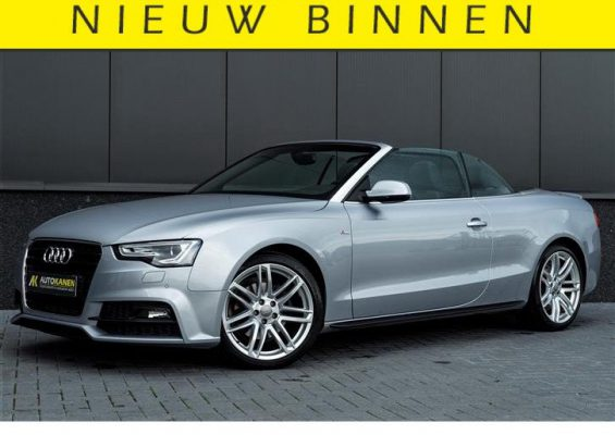 Hoofdafbeelding Audi A5 Cabriolet 1.8 TFSI Automaat