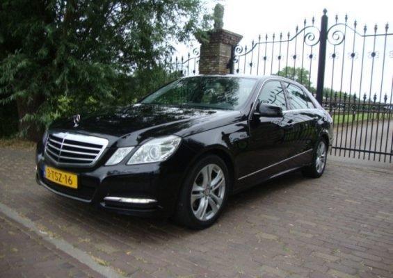 Hoofdafbeelding Mercedes-Benz E-Klasse E 200CDI AVANTGARDE