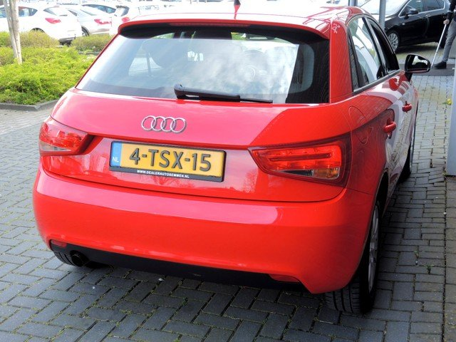 Afbeelding Audi A1 Sportback 1.6 TDI ECC LM VELGEN CRUISE CD CV+AB EL RAMEN