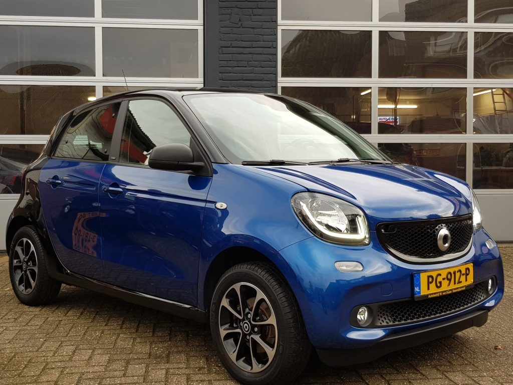 Afbeelding Smart Forfour 1.0 Passion