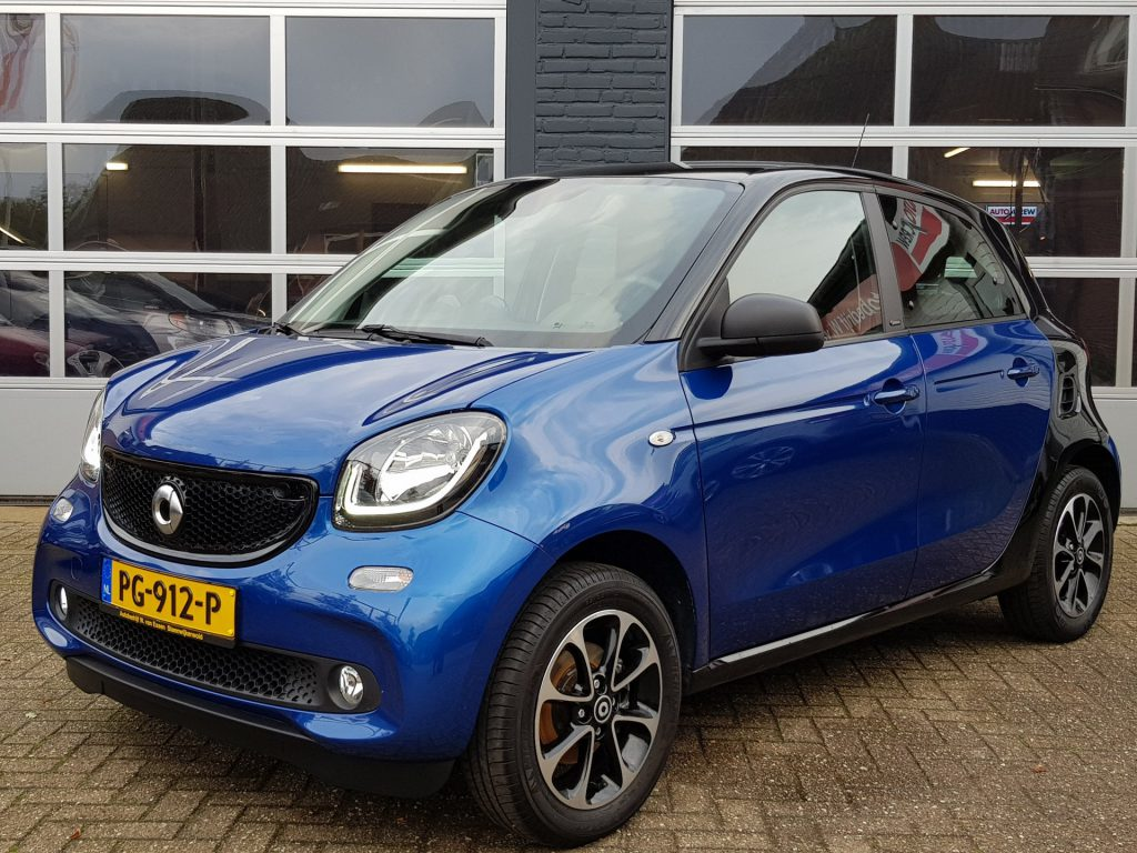 Hoofdafbeelding Smart Forfour 1.0 Passion