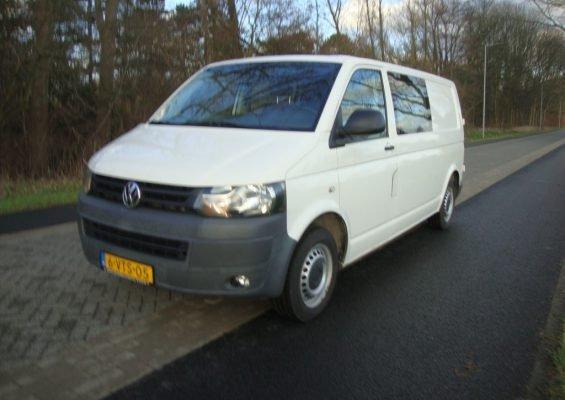 Hoofdafbeelding Volkswagen Transporter 2.0TDI LENGTE 2 HOOGTE 1