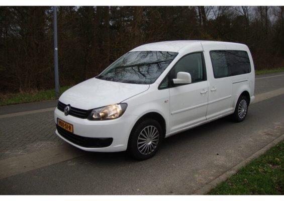 Hoofdafbeelding Volkswagen Caddy