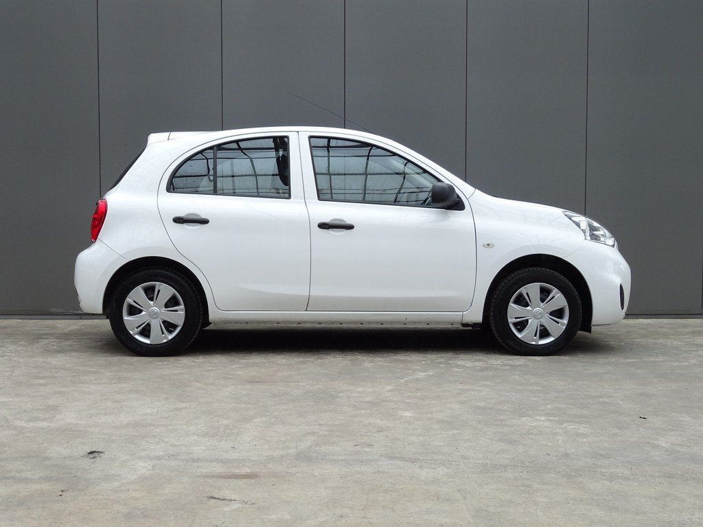 Afbeelding Nissan Micra 1.2 Visia Pack