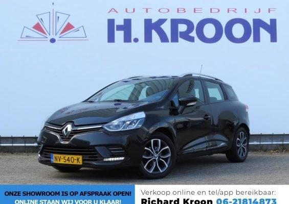 Hoofdafbeelding Renault Clio Estate 0.9 TCe Zen - met navigatie en airco - zeer nette auto !!