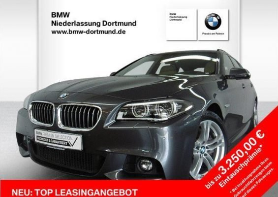 Hoofdafbeelding BMW 5 Serie Touring 530d M Sport High Executive Full options