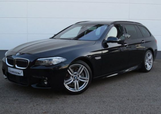 Hoofdafbeelding BMW 5 Serie Touring 520d High Executive M Sport