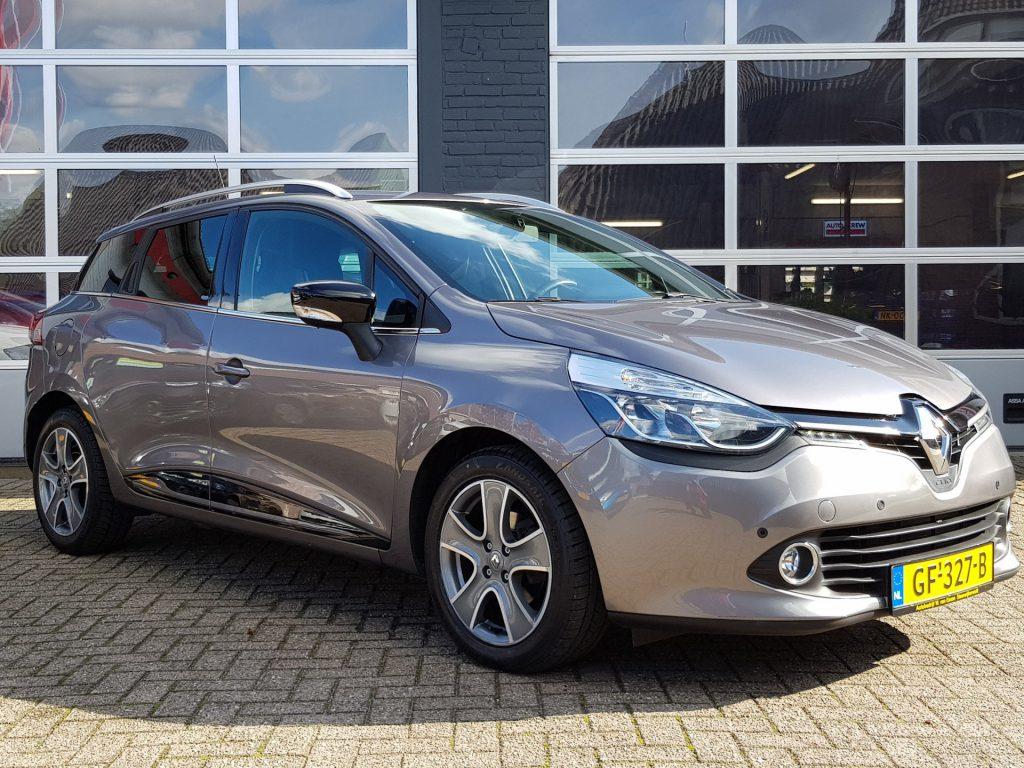 Afbeelding Renault Clio Estate 1.5 dCi ECO Night&Day