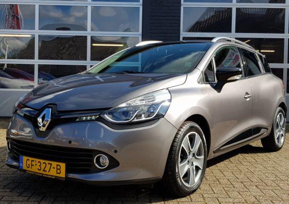 Hoofdafbeelding Renault Clio Estate 1.5 dCi ECO Night&Day