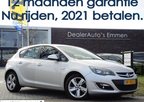 Hoofdafbeelding Opel Astra 1.3 CDTi S/S ECC LM VELGEN CRUISE 108000KM!