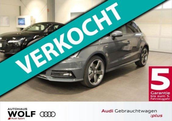 Hoofdafbeelding Audi A1 Sportback 1.4 TFSI CoD 109g. Ambition Pro Line
