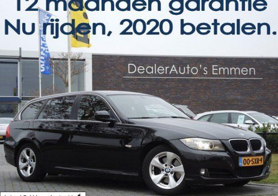Hoofdafbeelding BMW 3 Serie Touring 320d LEDER/LMV/NAVIGATIE/PDC/CRUISE/CD/CV+AB
