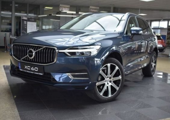 Hoofdafbeelding Volvo XC60 2.0 T8 Twin Engine AWD Inscription Full options