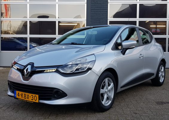 Hoofdafbeelding Renault Clio 0.9 TCe Expression