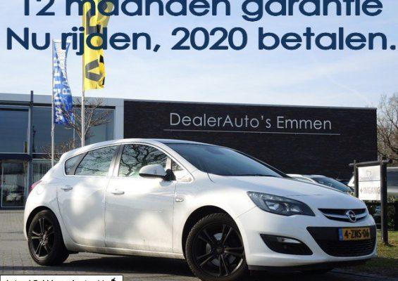 Hoofdafbeelding Opel Astra 1.6 CDTi Business + ECC/NAV Int.Link/LMV